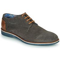 Chaussures Homme Derbies Bugatti MELCHIORE Gris foncé