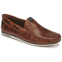 Chaussures Homme Mocassins Bugatti CHESLEY Marron