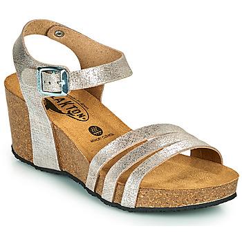 Chaussures Femme Sandales et Nu-pieds Plakton BRESCIA Irisé