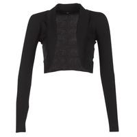 Vêtements Femme Gilets / Cardigans Morgan MOLU Noir