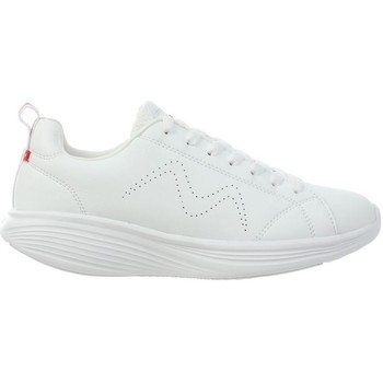 Chaussures Femme Baskets basses Mbt CHAUSSURES FEMME  REN LACE UP W BLANC