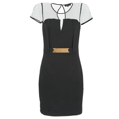Vêtements Femme Robes courtes Morgan ROULA Noir
