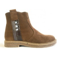 Chaussures Fille Boots Gulliver 24942-24 Marron
