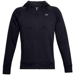 Vêtements Homme Sweats Under Armour Rival Fleece FZ Hoodie Noir