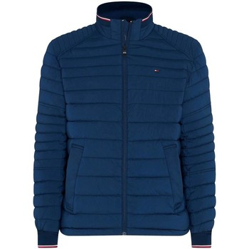 Vêtements Homme Doudounes Tommy Hilfiger STRETCH QUILTED JACKET bleu