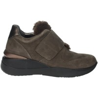 Chaussures Femme Baskets basses Riposella IC-16 Marron