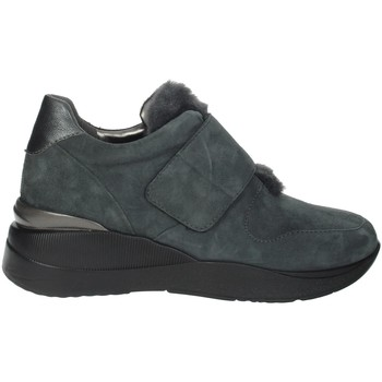 Chaussures Femme Baskets basses Riposella IC-13 Gris