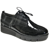 Chaussures Femme Derbies Softwaves Derbies 7.39.22 Noir