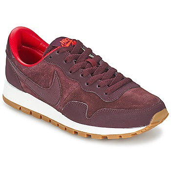 Chaussures Femme Baskets basses Nike AIR PEGASUS 83 LEATHER W Bordeaux