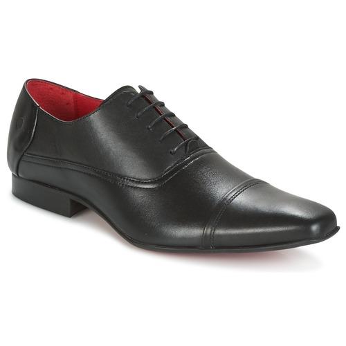 Chaussures Homme Richelieu Carlington ETIPIQ Noir