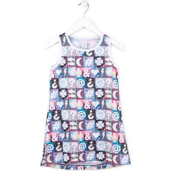 Vêtements Fille Robes courtes Losan 714 7001AB Rose