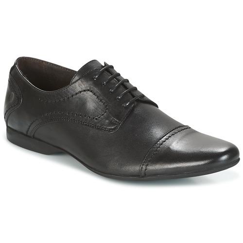 Carlington EMENTA Noir - Livraison Gratuite avec - Chaussures Derbies Homme 439df530274e