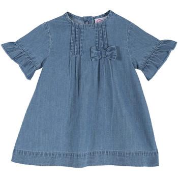 Vêtements Fille Robes courtes Chicco 09003414000000 Bleu