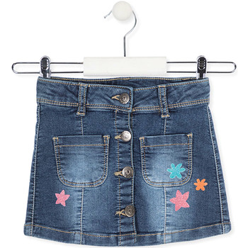 Vêtements Fille Jupes Losan 016-7061AL Bleu