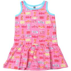Vêtements Fille Robes courtes Losan 816-7044AD Rose