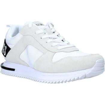Chaussures Homme Baskets basses Bikkembergs B4BKM0028 Blanc