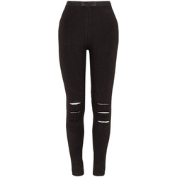 Vêtements Fille Leggings Losan 024-6000AL Noir