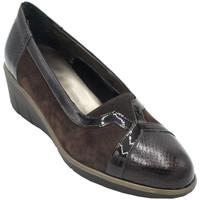 Chaussures Femme Mocassins Confort ACONFORT2102marr marrone