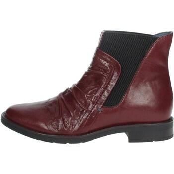 Chaussures Femme Bottines Riposella IC-84 Bordeaux