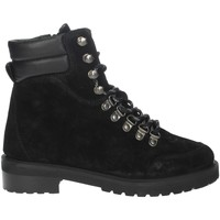 Chaussures Femme Boots Riposella IC-79 Noir