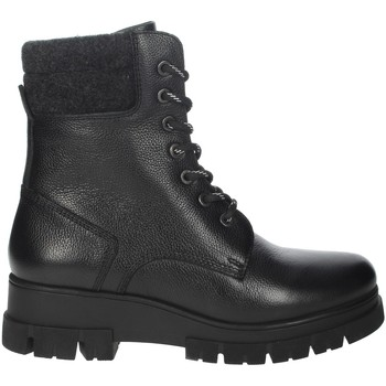Chaussures Femme Boots Riposella IC-60 Noir