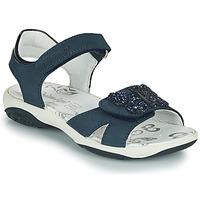Chaussures Fille Sandales et Nu-pieds Primigi ANATOLE Marine