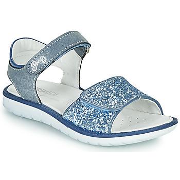 Chaussures Fille Sandales et Nu-pieds Primigi ALEX Bleu