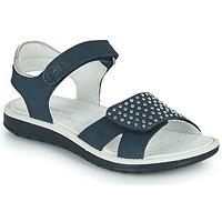 Chaussures Fille Sandales et Nu-pieds Primigi MAXIME Marine