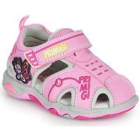 Chaussures Fille Sandales sport Primigi SOLAL Rose