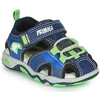 Chaussures Garçon Sandales sport Primigi DINNO Bleu / Vert