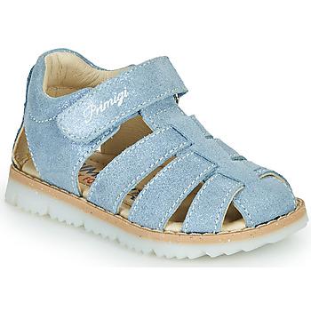 Chaussures Garçon Sandales et Nu-pieds Primigi MANI Bleu