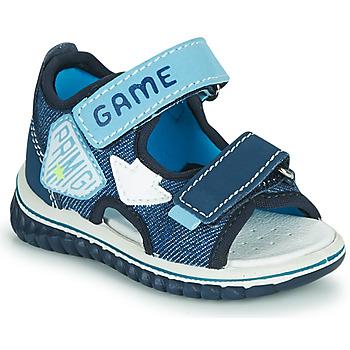 Chaussures Garçon Sandales et Nu-pieds Primigi FOUTTA Bleu