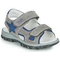 Chaussures Garçon Sandales et Nu-pieds Primigi GRIMMI Gris / Bleu