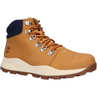 Chaussures Homme Boots Timberland A2EB7 BROOKLYN Beige