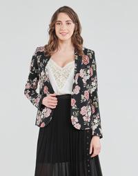 Vêtements Femme Vestes / Blazers Ikks BS40045-02 Noir