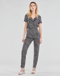 Vêtements Femme Combinaisons / Salopettes Ikks FROUILE Noir
