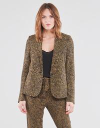 Vêtements Femme Vestes / Blazers Ikks DRAVE Marron