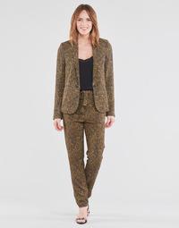 Vêtements Femme Pantalons fluides / Sarouels Ikks BS22085-75 Marron