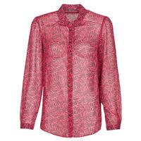 Vêtements Femme Chemises / Chemisiers Ikks BS12155-38 Framboise