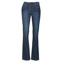 Vêtements Femme Jeans bootcut Ikks MONTMELI Night Blue
