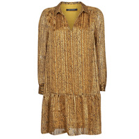 Vêtements Femme Robes courtes Ikks VILNIS Ambre