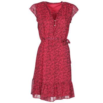 Vêtements Femme Robes courtes Ikks TREPPAZ Framboise