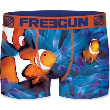 Sous-vêtements Homme Boxers Freegun NEM bleu