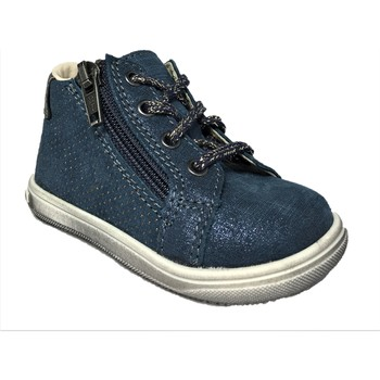 Chaussures Fille Bottines Bopy Rosazip bleu