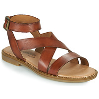 Chaussures Femme Sandales et Nu-pieds Remonte Dorndorf POLLY Marron