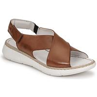 Chaussures Femme Sandales et Nu-pieds Casual Attitude ODILE Camel