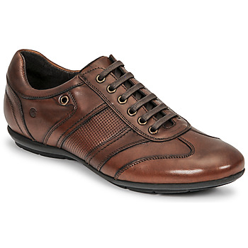 Chaussures Homme Derbies Casual Attitude ODEO Camel