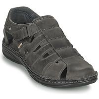 Chaussures Homme Sandales et Nu-pieds Casual Attitude ZIRONDEL Gris