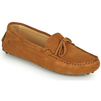 Chaussures Femme Mocassins Casual Attitude ODELLE Camel