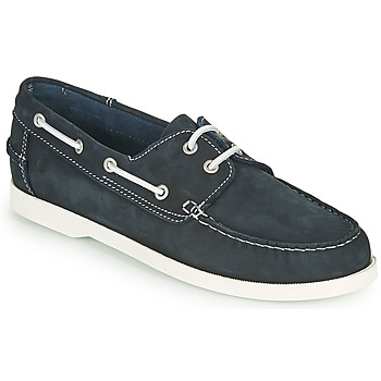 Chaussures Homme Chaussures bateau Casual Attitude REVORO Marine